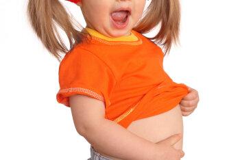 Arst: kõhukinnisus, mille taga ei ole mingit kindlat haigust, on lapseeas väga sage nähtus
