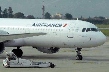 Air France.  Foto on illustratiivne
