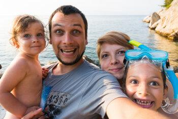 Lastepsühholoog kinnitab: mudilastega reisimine on täiesti mõttetu raha raiskamine!