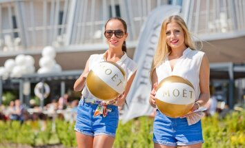 Moët Ice White Party