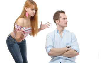 Mõtle enne, kui suu lahti teed! Naiste küsimused, millest mehed on juba ammu surmani tüdinud