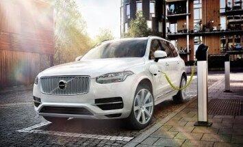Volvo kümne aasta elektriautode müügieesmärk näeb ette seitsmekohalist numbrit