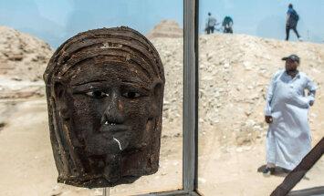 ВИДЕО: В Египте нашли древнюю мумификационную мастерскую
