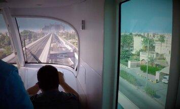 KAAMERAGA TEEL: Dubai ühistransport on maailma parim, ent seal tuleb olla tähelepanelik