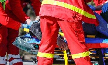 Juhtkiri: laskem kiirabil kiirabitööd teha