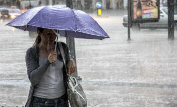 Китай произведет много искусственного дождя
