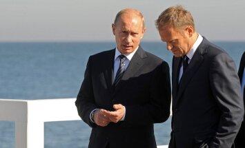 Sikorski rääkis väidetavalt Putini ettepanekust Ukraina Venemaa ja Poola vahel jagada