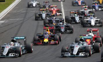 Mercedesed võtsid Ungari GP-l kaksikvõidu, Hamilton tõusis üldliidriks