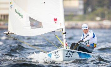Rio Olümpia purjetamise esimene päev