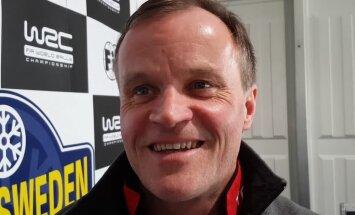 DELFI VIDEO: Emotsionaalne Mäkinen: täna poistega koos poodiumil seista oli erilisemgi kui omal ajal sõitjana sama kogedes