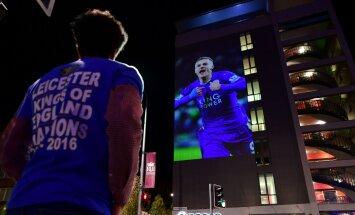 Leicesteri lähedal elav eestlanna avaldas, et linna on tabanud tõeline spordipalavik