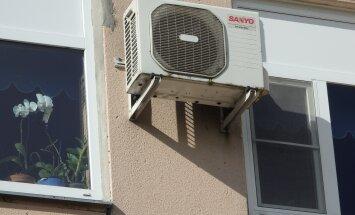 Õhksoojuspumba välisosa paigaldamisel peab paratamatult leppima mõningase müra ja vibratsiooniga.