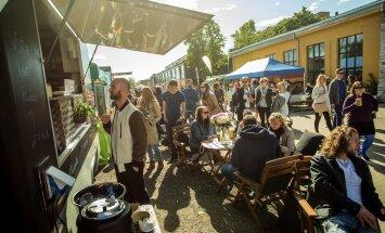 В Таллинне пройдет четвертый фестиваль уличной еды
