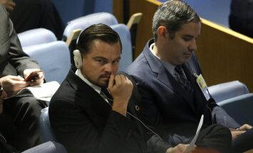 Leonardo DiCaprio jagatud pilt väidetavalt saastunud jõest Ida-Virumaal on üle 20 aasta vana