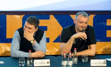 Alexela Korvpalli Meistriliiga pressikonverents