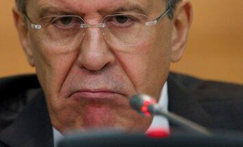 Lavrov: olukorra pingestumises on süüdi linnu pideva mürsutule all hoidvad Ukraina väed
