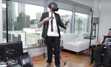 Kui kaua sina suudad virtuaalreaalsust taluda? Üks mees tegi just maailmarekordi!