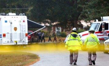 USAs tulistas politseinik kaubanduskeskuses mängupüstolit vööl kandnud poissi