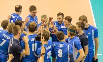 Eesti võrkpallikoondis kindlustas täna Rakveres koha Euroopa liiga finaalturniiril, alistades B-alagrupi neljandas voorus Luksemburgi 30 (20, 27, 14).