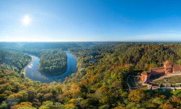 Сигулда — латвийская Швейцария