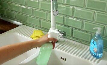 VIDEO   Lihtne vahend, mis kaotab hallituse vannitoast kolmekümne minutiga