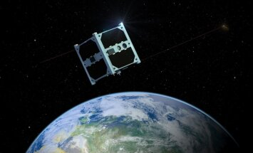 ESTCube-i meeskond sõlmis esimese lepingu kosmosekaamerate ehitamiseks