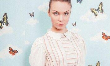 Ольга Арнтгольц из-за безденежья вышла на работу через месяц после родов