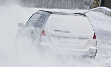 ÜLEVAATUS: Üllata talve juba halvemate liiklemisolude tarvis ettevalmistatud autoga