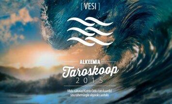 TAROSKOOP 2015: Kalad, Vähk ja Skorpion - mida toob uus aasta veemärkidele?