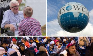 ГЛАВНОЕ ЗА ДЕНЬ: Летние дни центристов, трагедия в Техасе и мнение европейцев о беженцах