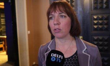 ВИДЕО DELFI: Майлис Репс рассказала, что ее позвала в гости Свободная партия