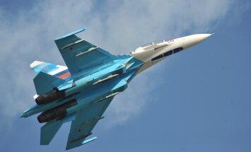 Vene hävitaja SU-27