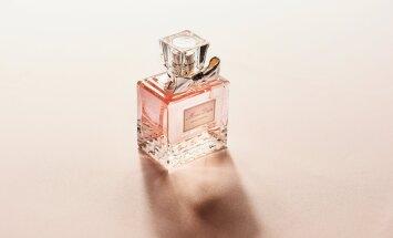 Just sellesse kohta pead sa pihustama parfüümi, et see püsiks kaua peal