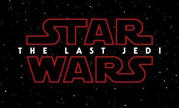 """Detsembris linastuva """"Star Warsi"""" VIII osa ametlik pealkiri on """"The Last Jedi"""""""