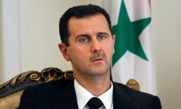 Bashar al-Assad, Süüria