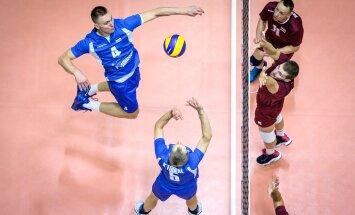 Eesti vs Läti võrkpall