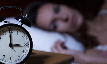 Luba endale piisavalt und, sest magamata öö võrdub peapõrutusega