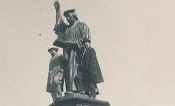 Usureformaator Martin Luther tuleb taas Kumnasse