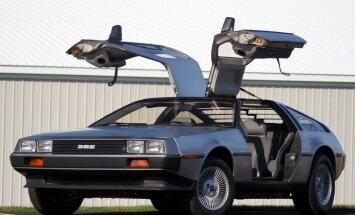 Tootmisse pärast 35-aastast pausi: DeLorean tuleb tagasi tulevikku