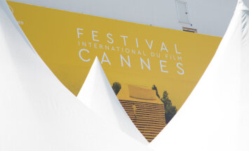 Cannes'i filmifestivali peaauhinna viis koju briti vanameister Ken Loach filmiga