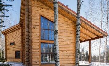 Soovite elada puitmajas - mida võiks teada nende ehitusest?