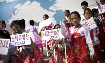 Lapsed suvelaagrisse: kas Põhja-Korea lastelaagrit oled juba kaalunud?