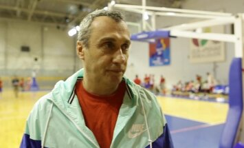 DELFI RIIAS: Päev esimese mänguni! Vastaste peatreener: teame, et meie vastas on nii Eesti meeskond kui ka fännid