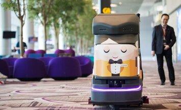 Будущее наступило. В аэропорту Сингапура открылся первый в мире терминал без персонала