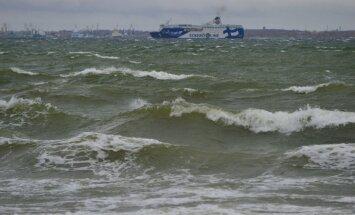 Soome jõuab kolmapäeval torm