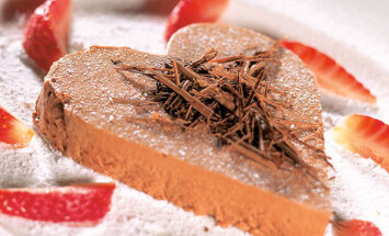 Üllata lähedasi hõrgu maiusega: sametise šokolaadiparfee retsept