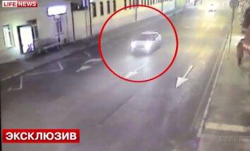 Vene telekanal avaldas video Nemtsovi väidetavate tapjate põgenemisest