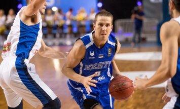 Eesti korvpallikoondis puterdas palliga ja kaotas Iisraelile