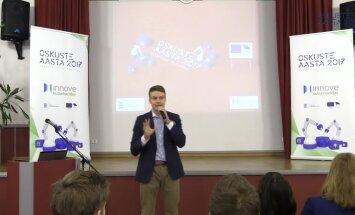 VAATA UUESTI: Oskuste aasta 2017 üritused avas kutsehariduse inspiratsioonihommik