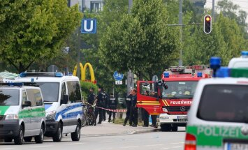 Müncheni tulistaja kavandas massimõrva pea aasta